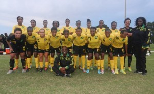 Jamaica Women's National Team