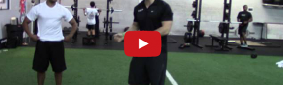 How To – Warm Up: Lateral Shuffle