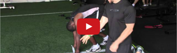 How To: Run a 40 Yard Dash, Part 1