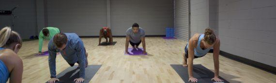 HIIT & Pilates Class