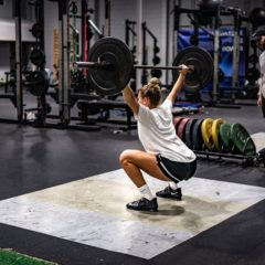 OLYMPIC WEIGHT LIFTING PROGRAM - YOUTH AND ADULT PROGRAM