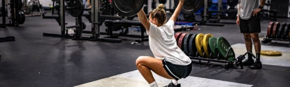 OLYMPIC WEIGHT LIFTING PROGRAM – YOUTH AND ADULT PROGRAM