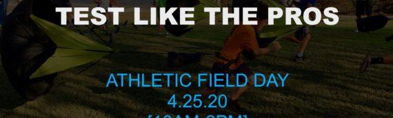 Baldwin Park – Athletic Field Day