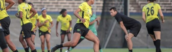 Hitzelberger Prepares Jamaica for FIFA Women's World Cup
