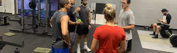 The Top 9 Things to Know Before the First Day for the Strength & Conditioning Intern